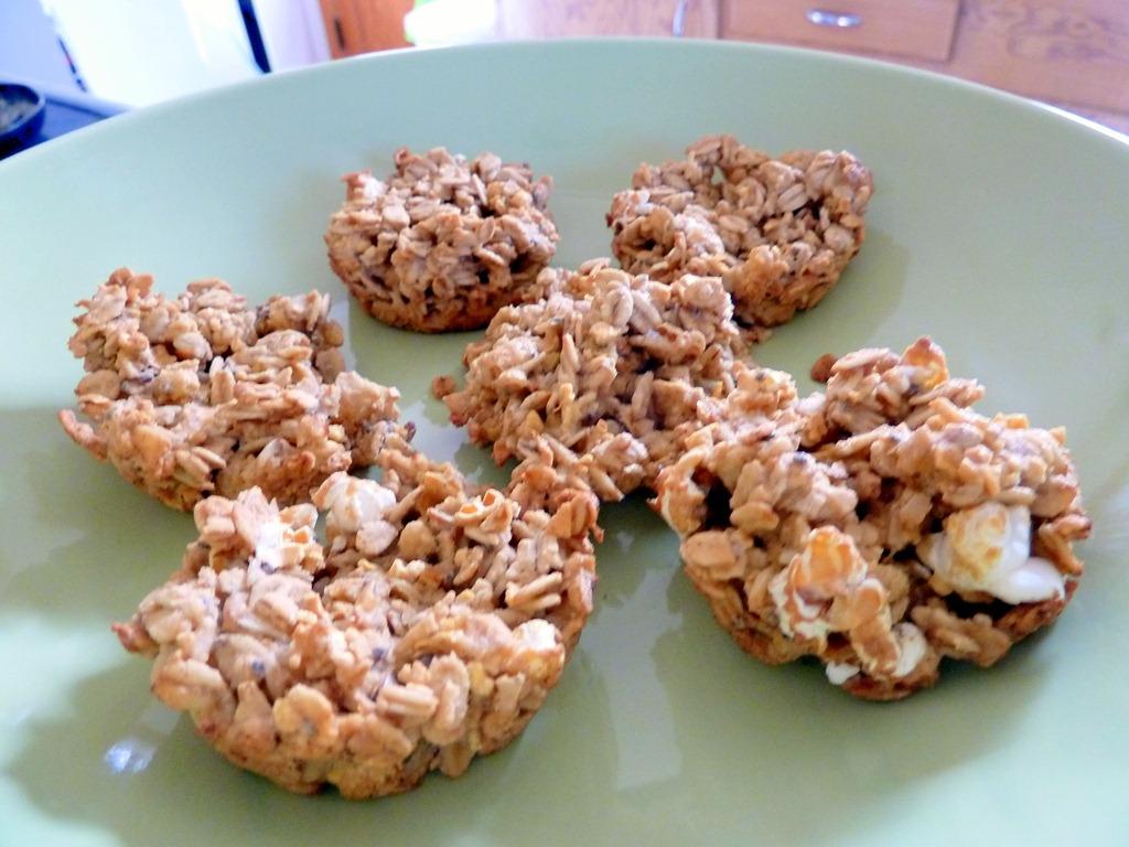 Popcorn Cookies, Pasta and Preparation - Epicurious Vegan