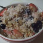 Breakfast of Champions–Oatmeal!