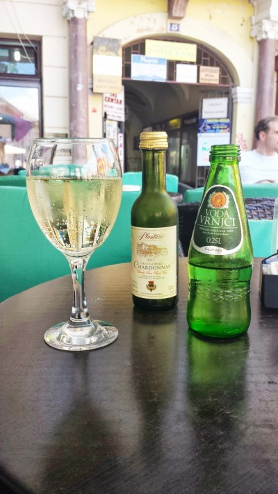 The Spritzer, the drink of my Eastern Europe summer