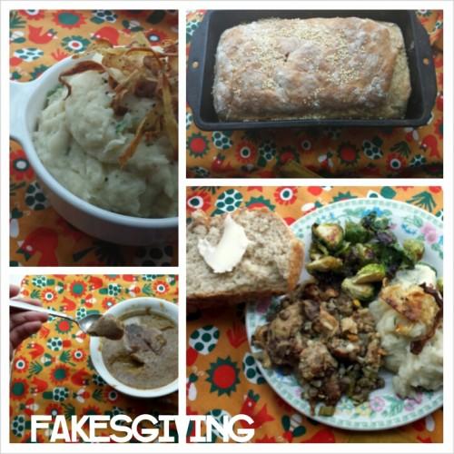 FAKESGIVING | Epicurious Vegan
